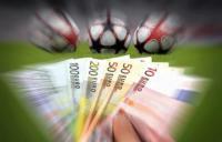 billets euros ballon football